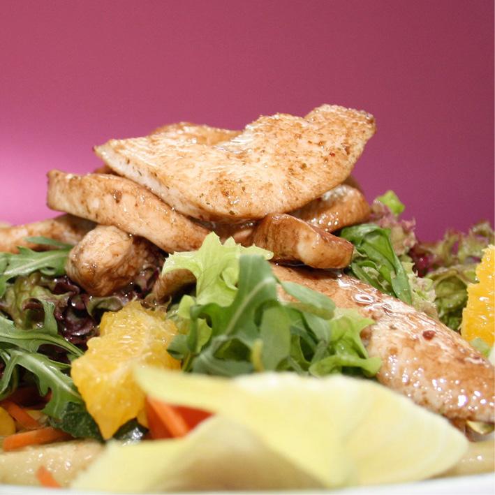 Erfrischende Salate - ab 3,90 EUR
