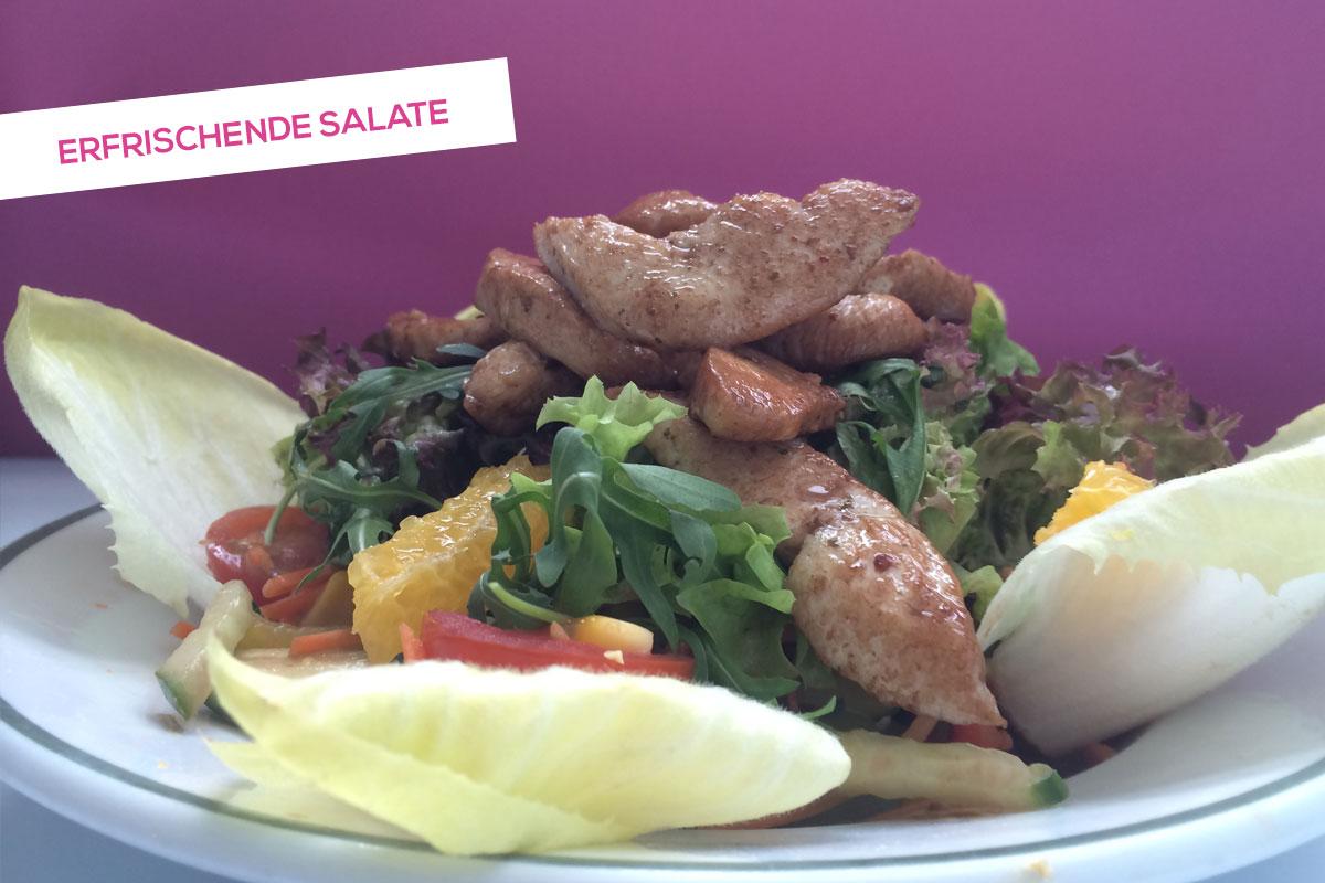 Salat-Portfolio